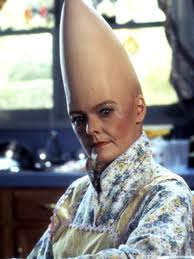 cone head
